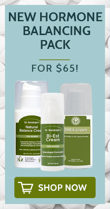 New Hormone Balancing Pack for $65!